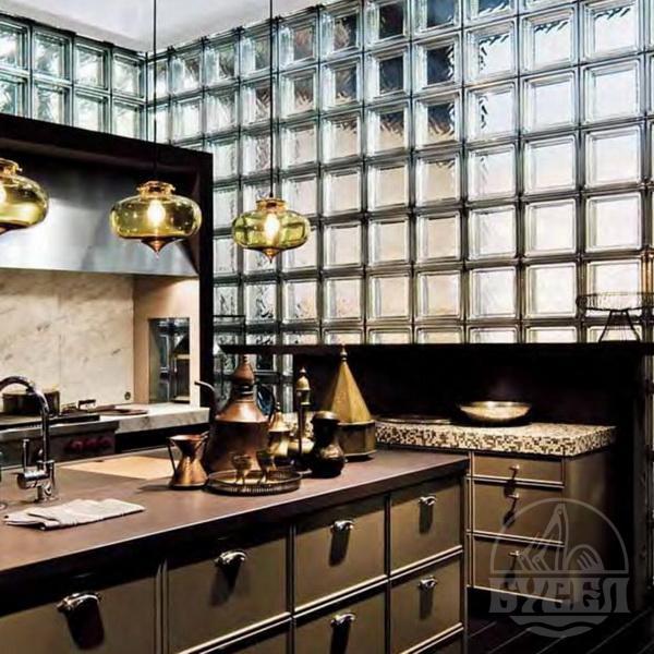 Casa mobili interni: mattoni per pareti interne